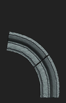 HP Zbrush sculpt of the Arch piece for my Jacobethan Style Fountain asset.